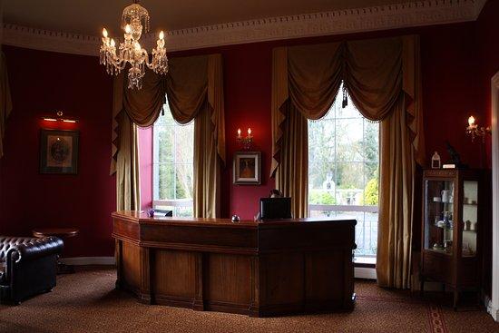 Castleconnell, Irlandia: Hotel Reception