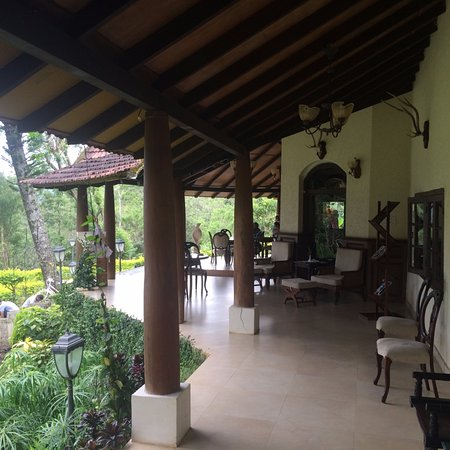 Old Kent Estates, Coorg : The clubhouse
