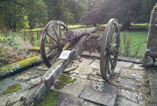 Turriff, UK: Old Canon