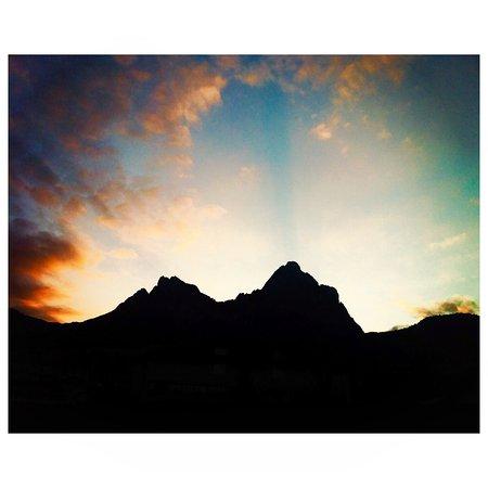 Schwyz, Sveits: Blick auf die Mythen und Aussicht vom Fronalpstock beides sehr sehenswerte Berge😍