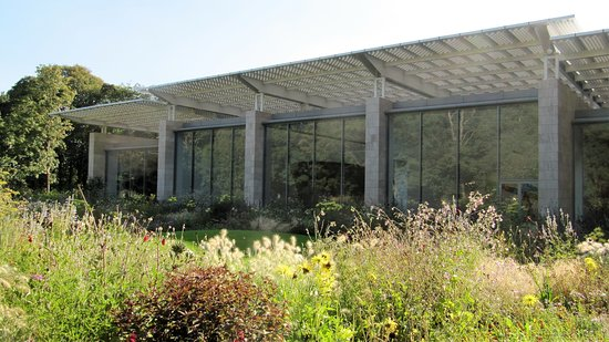 Wassenaar, Nederland: Museum voorlinden met tuin