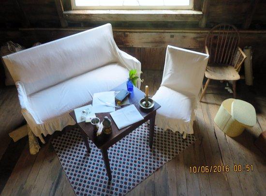 Charlottesville, VA: Jefferson daughters' sanctuary from the hub-bub of Monticello