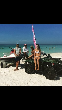 Excel WaterSports LLC: We also offer waverunner rentals in the gulf as well!