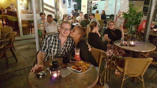 Das  beste Cafe  bar in Hanau  tolle  cok tel
