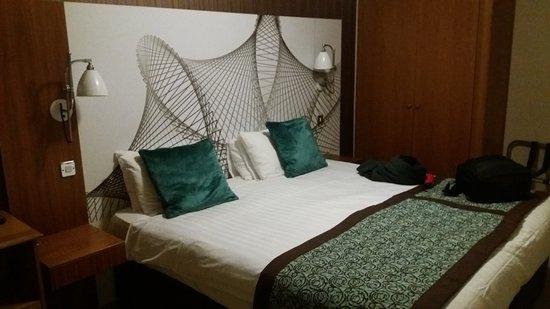 Old Windsor, UK: Stuart Wing bedroom