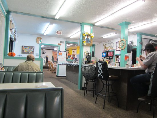 Tooele, UT: Virg's Eating and Serving Area