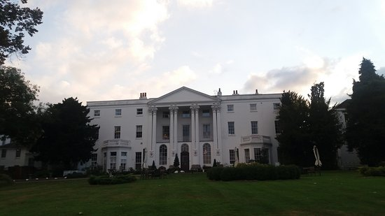 Old Windsor, UK: Beaumont Estate: White House