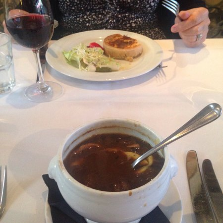 brasserie vacherin croydon lovely lunch today courtesy of groupon voucher first class