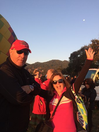 Balloons Above the Valley: What a great trip!  We loved every breathtaking minute!