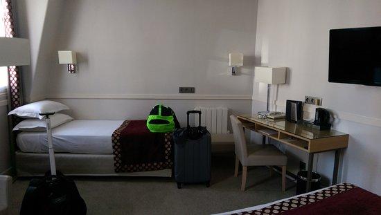 Floride Etoile Hotel: Double Room #510