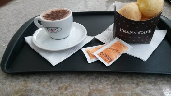 5be6dc4a45e S2 Franccino Cookies - Avaliações de viajantes - Frans Café - Maceió -  TripAdvisor