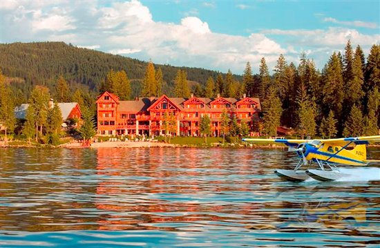Sagle, ID: Lodge at Sandpoint