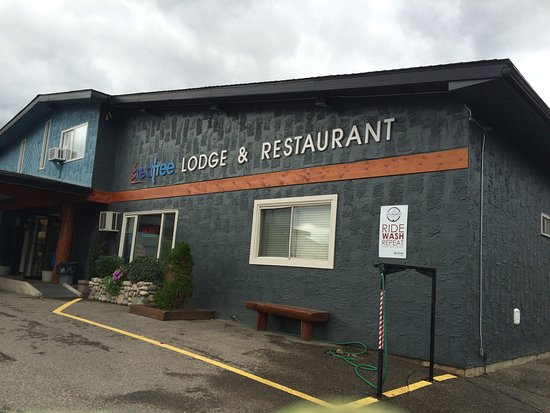 Fernie, Canadá: I took pictures of my comfortable stay in this lodge. I recommend this place.