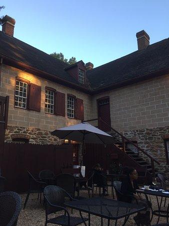 Flour Box Tea Room And Cafe Winston Salem Restaurant