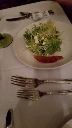 The Table at Crestwood: House salad