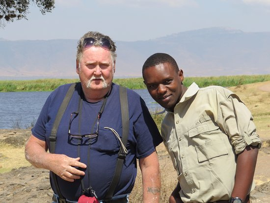 East Africa Adventure Tours and Safaris - Day Tours: Bobby and Ozzie