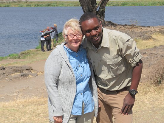 East Africa Adventure Tours and Safaris - Day Tours: Carole and Ozzie