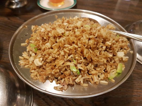 Ridgetown, Canada: Special Fried Rice