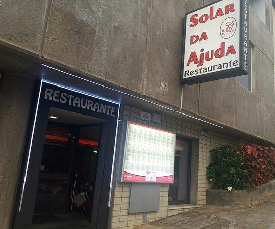 Solar Da Ajuda Restaurant