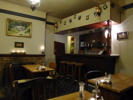 Whitebridge, UK: the bar