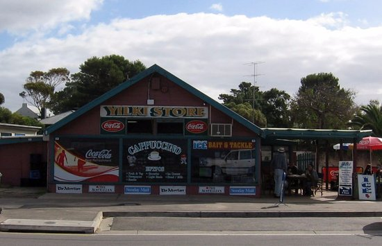 Encounter Bay, Australien: Yilki store best store in Enocunter Bay