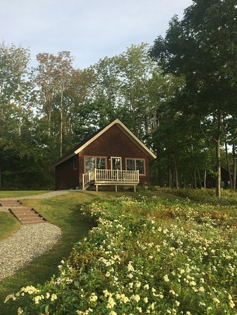 Lincolnville, Maine: Osprey Cottage