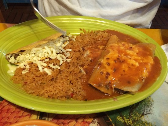 Bridgeport, WV: Nice sized plate of good food