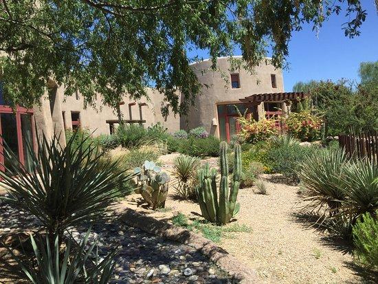"Boulders Resort & Spa, Curio Collection by Hilton: ""spa garden"""