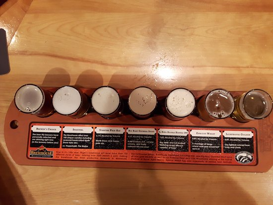 Fitger's Brewhouse Brewery and Grille: 20161018_154954_large.jpg