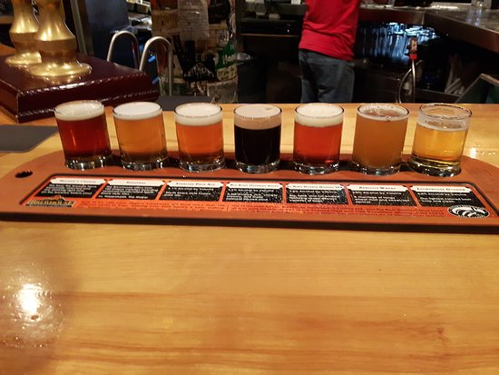 Fitger's Brewhouse Brewery and Grille: 20161018_154945_large.jpg