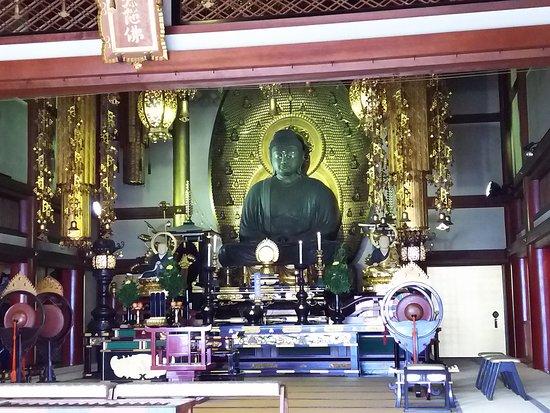 Seiganji Temple: 本尊 阿弥陀如来