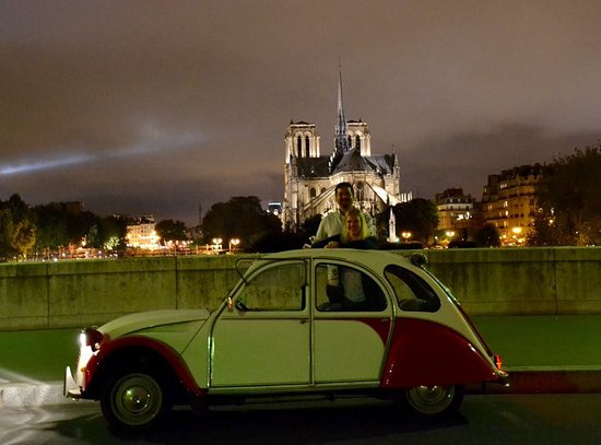 Midnight In Paris On Wheels