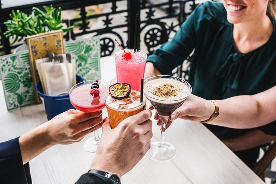 Leichhardt, Australia: The Botanical Cocktails