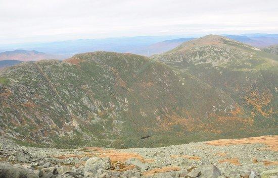 Gorham, Nueva Hampshire: View during the drive
