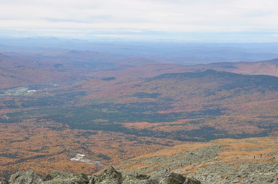 Gorham, NH: view from top