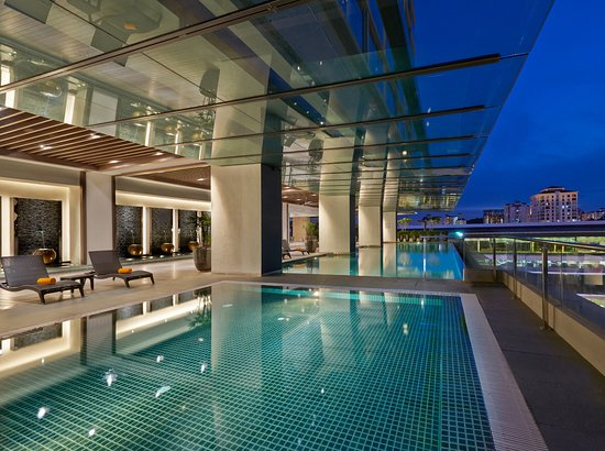 Swimming pool picture of ve hotel residence bangsar - Best hotel swimming pool in kuala lumpur ...