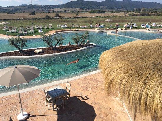Canino, Italia: Terme di Vulci Pool