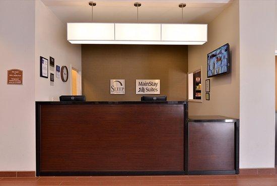 Meridian, MS: Front Desk