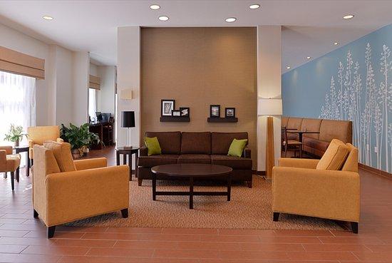 Meridian, MS: Lobby Lounge