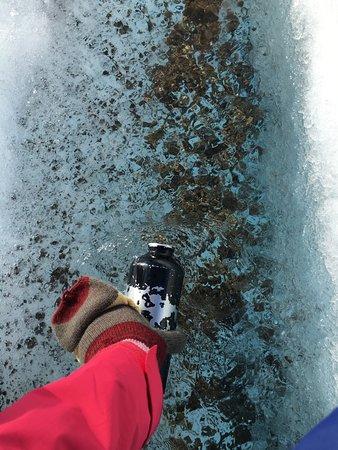 McCarthy, อลาสกา: 8 hour glacier hike