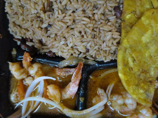 North Miami Beach, FL: Creole Shrimp