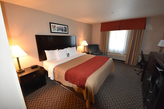 Comfort Inn Columbia Gorge Gateway照片