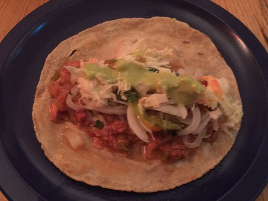 PEZ: Marlin taco