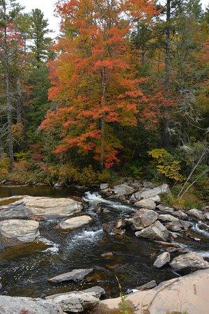 Spruce Pine, Carolina del Norte: Linville Falls