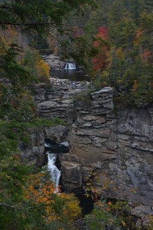 Spruce Pine, Carolina del Norte: Linville Back gorge