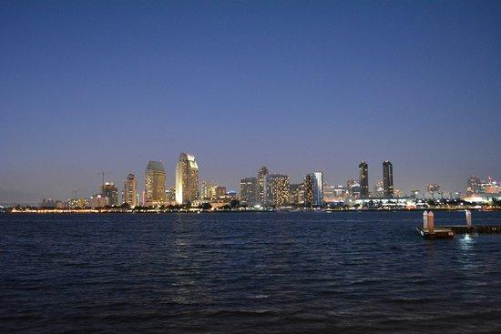 Coronado, Californie : Sunset