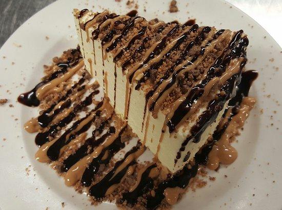Sheldon, IA: Homemade Reeses Peanut Butter Cheesecake (Most Popular)