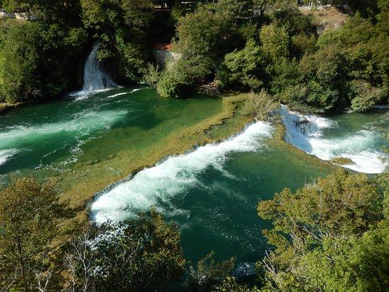Шибенско-Книнская жупания, Хорватия: Yes, quite beautiful