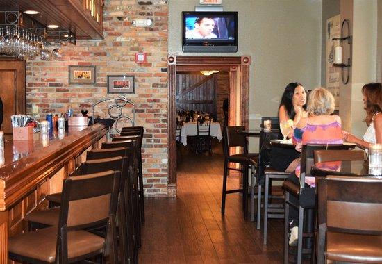 """New World Inn: On-site restaurant, """"Skopelos at New World"""""""