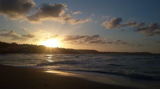 Tibau do Sul, RN: Pôr-do-sol da Praia do Amor, Pipa - RN